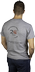 Men's Grey T-shirt - Back