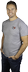 Men's Grey T-shirt - Front