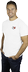 Men's White T-shirt - front