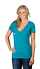 Turquoise T-shirt front
