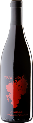 2016 Carr Pinot Noir, Whole Cluster Image