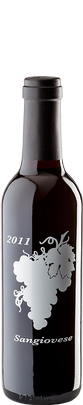2011 Carr Sangiovese (Half Bottle - 375ml.)
