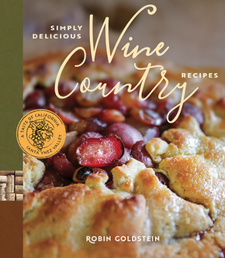 Wine Country Cookbook Image