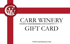 Carr Winery Gift Card