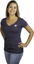 Women's Navy 20th Anniversary T-shirt